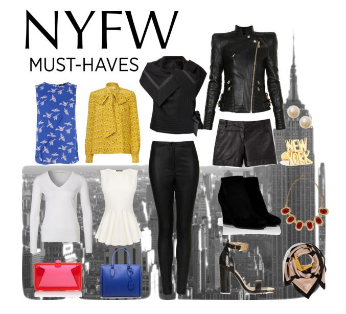 Mi maleta virtual para NYFW