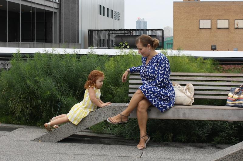 Un domingo en la High Line
