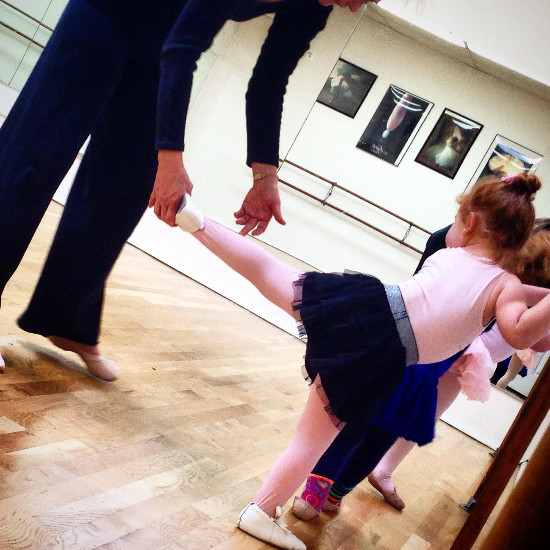 Primeras veces: Clases de ballet
