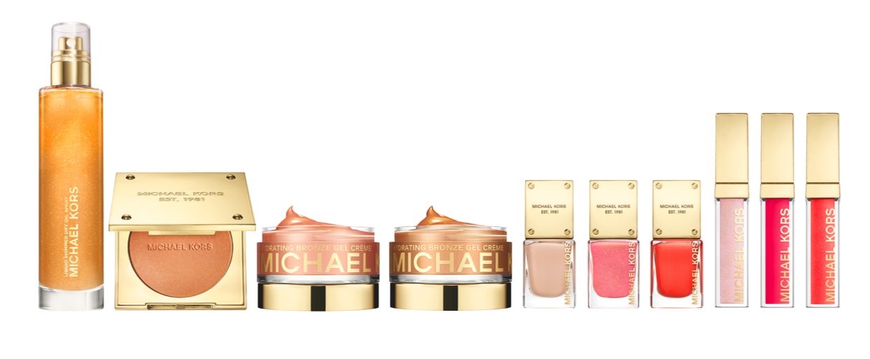 Radiante con MK Into the Glow Color Collection