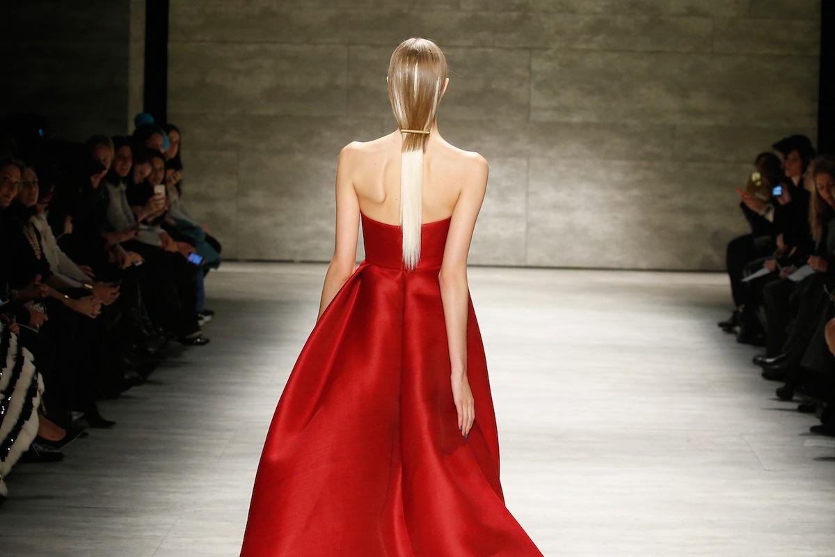 Carolina Herrera and Angel Sanchez: Sleek and sophisticated