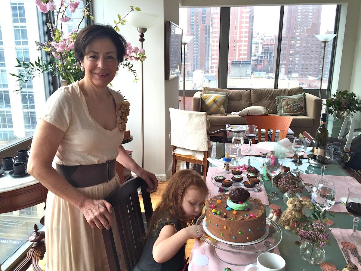 Pascua con Renée / Easter chez Renée
