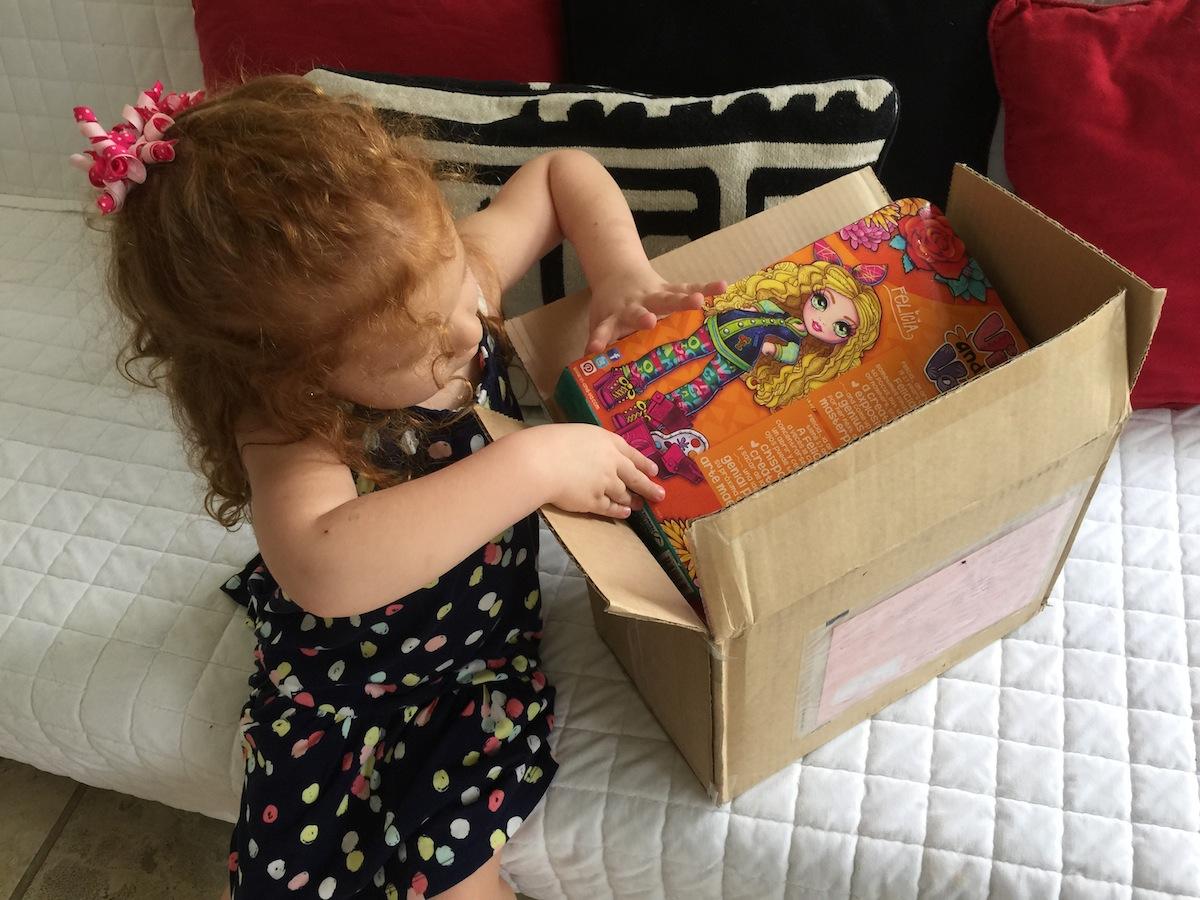 Descubriendo las muñecas Vi and Va (¡sorteo incluído!) / Discovering Vi and Va dolls (giveaway included!)