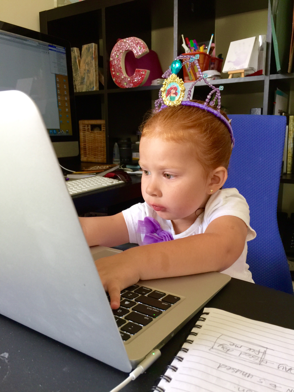 Las princesas que trabajan / Princesses who work